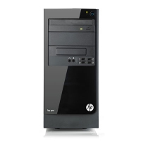 HP Pro 3300 Microtower PC