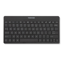 Toshiba PA3959U-1ETB Bluetooth QWERTY Nero tastiera per dispositivo mobile
