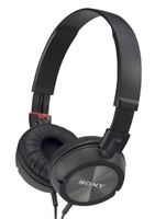 Sony MDR-ZX300 Nero Sovraurale cuffia