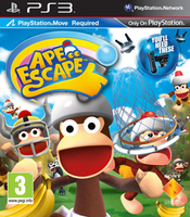 Sony Ape Escape, PS3 PlayStation 3 Inglese videogioco