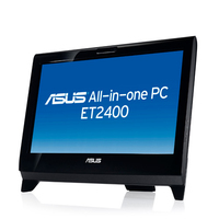 "ASUS ET ET2400XVT 1.73GHz 23.6"" Touch screen Nero All-in-One PC"