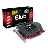 CLUB3D CGAX-67724I Radeon HD6770 1GB GDDR5 scheda video