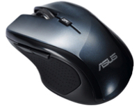 ASUS WT460 Bluetooth Blu mouse