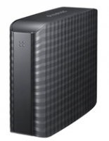 Samsung M3 Station, 2TB 2000GB Nero disco rigido esterno