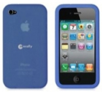 Macally TRIBANDN-P4 Cover Blu marino custodia per cellulare