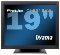 "iiyama ProLite T1931SAW 19"" Nero monitor piatto per PC"