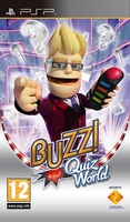 Sony Buzz!: Quiz World, PSP PlayStation Portatile (PSP) Inglese videogioco