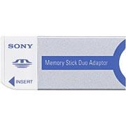 Sony Memory Stick adaptor for Duo+Pro Duo MS lettore di schede