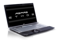 "Acer Aspire Ethos AS5950G-2638G75Mnkk 2GHz i7-2630QM 15.6"" Nero, Argento"