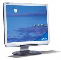 "Acer AL1921MS 19I SUPER SLIM LCD WITH SPEAKER DVI & ANALOG - TCO 99 S 19"" monitor piatto per PC"