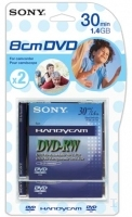 Sony 2DMW30-BT 1.4GB DVD vergine