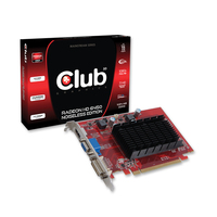 CLUB3D CGAX-64524I Radeon HD6450 1GB GDDR3 scheda video