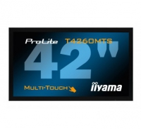 "iiyama T4260MTS 42"" 1920 x 1080Pixel Multi utente Nero monitor touch screen"