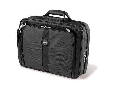 Kensington Contour™ 17'' Topload Laptop Case- Black