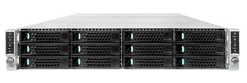 Intel H2312XXKR 1600W Rack (2U) server