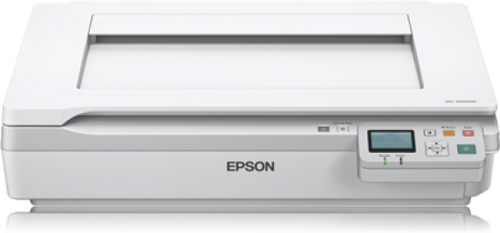 Epson WorkForce DS-50000N Flatbed scanner 600 x 600DPI A3 White