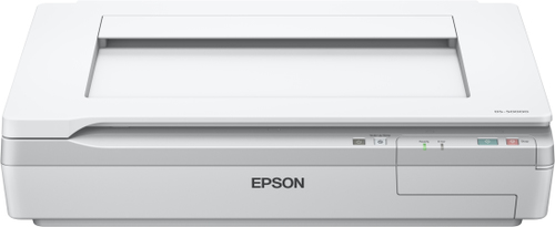 Epson WorkForce DS-50000 Flatbed scanner 600 x 600DPI A3 White