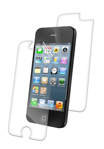 InvisibleShield Full Body iPhone 5/5S/5C/SE Clear screen protector 1pc(s)
