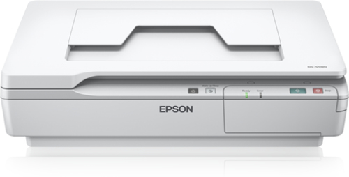 Epson WorkForce DS-5500 Flatbed scanner 1200 x 1200DPI A4 White
