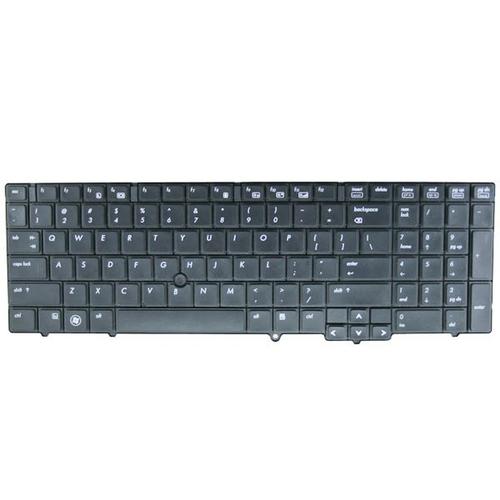 HP 595790-BG1 Swiss Black keyboard