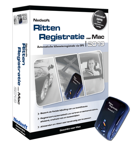 Nedsoft RittenRegistratie 2013, Mac