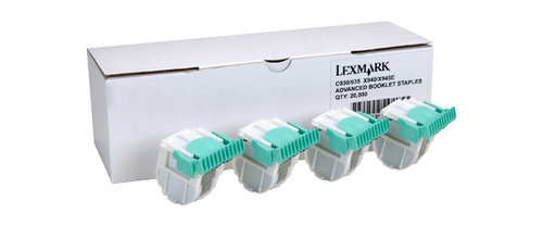 Lexmark Booklet Saddle Staple Cartridges