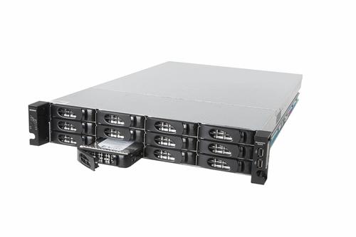 Netgear ReadyNAS 3220 Rack (2U) Ethernet LAN Black