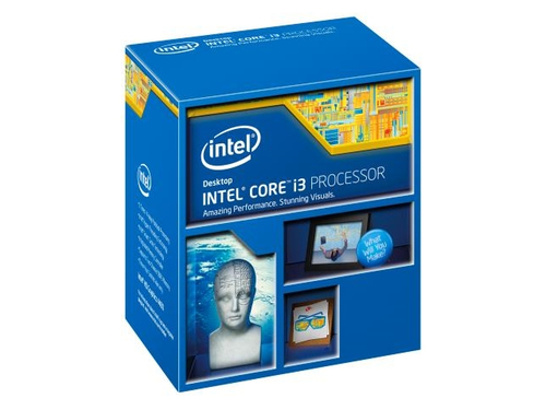 Intel Core ® ™ i3-4340 Processor (4M Cache, 3.60 GHz) 3.6GHz 4MB Smart Cache Box processor