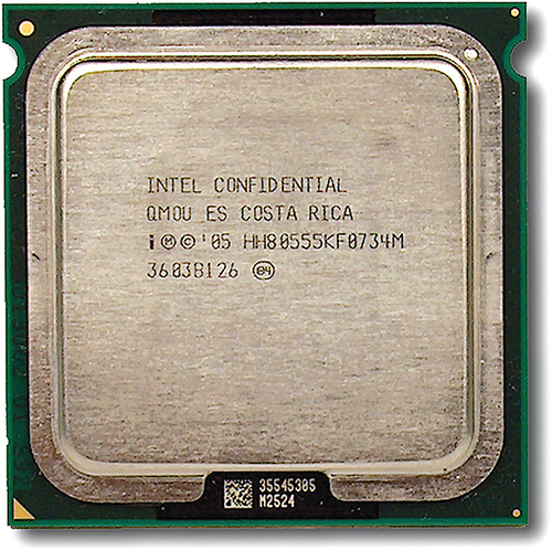 HP E2Q84AA 3.5GHz 25MB L3 processor