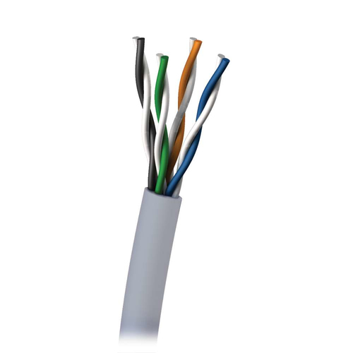C2G 305m Cat5E 350MHz Cable networking cable U/UTP (UTP) Grey