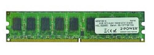 2-Power 2GB PC2-6400 800MHz 2GB DDR2 800MHz ECC memory module