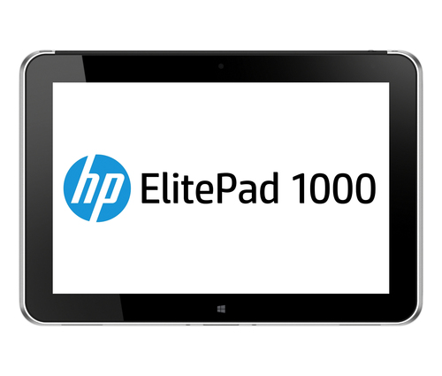 HP ElitePad 1000 G2 64GB 3G Silver Intel® Atom™ Z3795 tablet