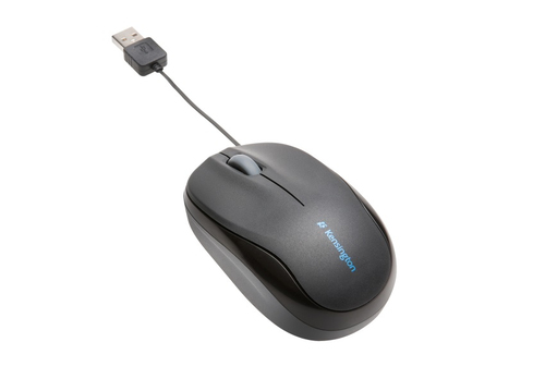 Kensington Pro Fit™ Retractable Mobile Mouse