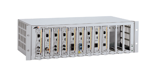 Allied Telesis Power Distribution Chassis Silver rack