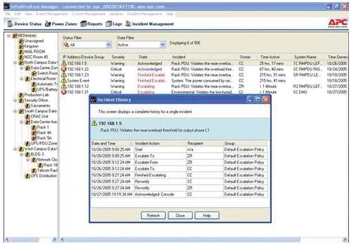 APC AP9435 system management software