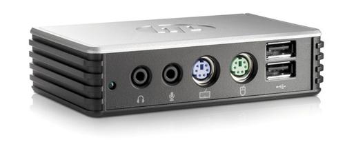 HP QM176AA 135.7g Black,Silver thin client