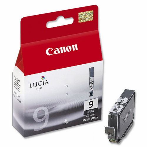 Canon PGI-9MBK Pigment matte black ink cartridge