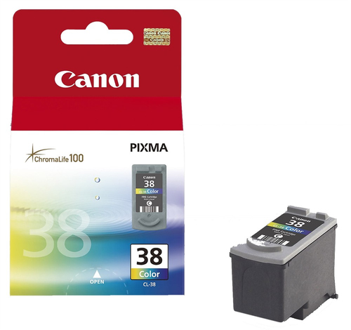 Canon CL-38 Cyan,Magenta,Yellow ink cartridge