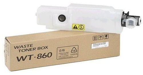 Kyocera WT860 Resttoner-Flasche - Farbe - Laserdruck - 100.000 Seiten Druckkapazität