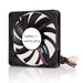 VENTILADOR PARA DISIPADOR CPU OCPNT - CAJA ORDENADOR 70MM TX3