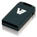 V7 USB NANO STICK 8GB BLACK    MEM - USB2.0 23X12X4MM RETAIL          IN