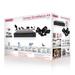 Eminent EM6116 Camera Surveillance Kit - DVR + c�mara/s - 8716065299090