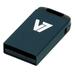 V7 USB NANO STICK 4GB BLACK    MEM - USB2.0 23X12X4MM RETAIL          IN