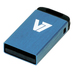 V7 USB NANO STICK 8GB BLUE     MEM - USB2.0 23X12X4MM RETAIL          IN