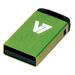 V7 USB NANO STICK 8GB GREEN    MEM - USB2.0 23X12X4MM RETAIL