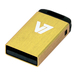 V7 USB NANO STICK 8GB YELLOW   MEM - USB2.0 23X12X4MM RETAIL