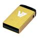V7 USB NANO STICK 8GB YELLOW   MEM - USB2.0 23X12X4MM RETAIL