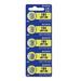 Mini Alkaline 5 Strip Pack Mercury Free Model