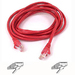 Patch Cable - Cat5e - utp - Snagless - Molded - 50cm - Red