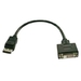 DISPLAY PORT/ DVI ADAPTER-CA F/ CELSIUS M460 R550 R650 W370